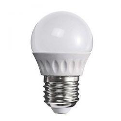 Λάμπα led τύπου σφαιρική μίνι Ε27 3,5watt 230v Ø 45mm με smd δέσμης 270° θερμό λευκό φώς 260lumen