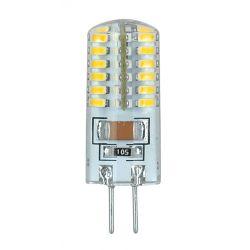Λάμπα led luxram G4 1.5watt 12v ac/dc smd3014 ψυχρό λευκό φώς 6000Κ 110lumen 25000h
