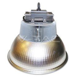Καμπάνα led αλουμινίου high-bay smd 100watt 100-265v δέσμης 90°φυσικό λευκό 4500Κ 8000lumen